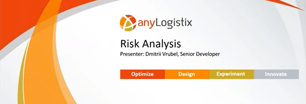 Webinar: Supply Chain Risk Analysis with anyLogistix