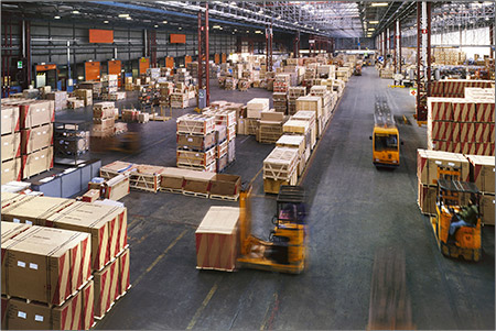 Supply Chain Design - Optimizing Number of Warehouses